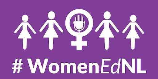 'Developing Career Momentum' @WomenEdNL #WomenEd The Netherlands