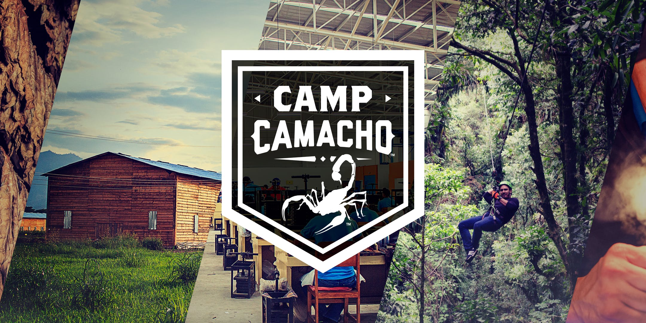 Camp Camacho Factory Experience 2020