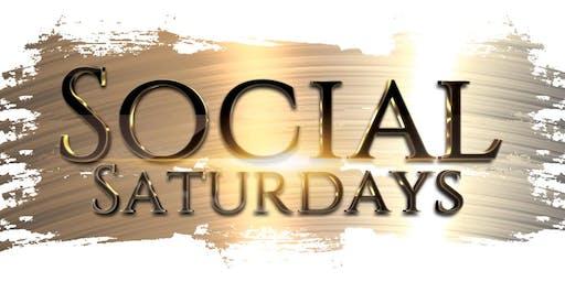 Brunch & Happy Hour: A Boss Babe Series (Social Saturdays Brunch)