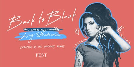 BACK TO BLACK - AN EVENING WITH AMY WINEHOUSE (TRIBUTE) tickets