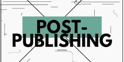 Experimental Publishing Symposium