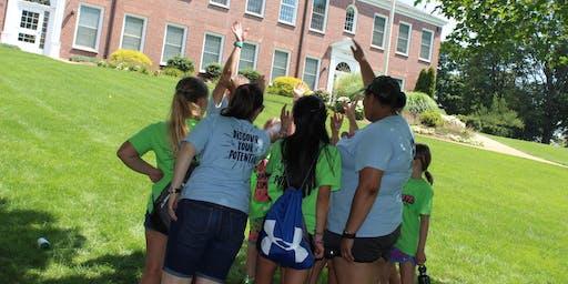 Go Girls Summer Camp Week 3, July 22-26