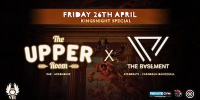 The+Upper+Room+x+The+Basement