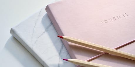 Working on YOU!  Journal Basics for Beginners - FREE, online only tickets