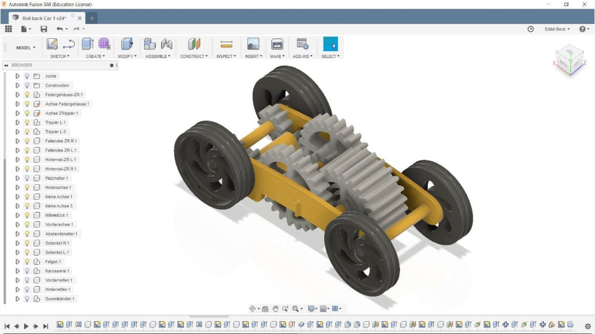 Autodesk Fusion 360 Workshop