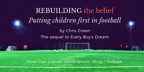 Rebuilding the Belief 4 football youth development conference tickets