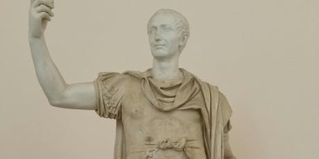 Julius Caesar: Rome's Greatest Warlord tickets