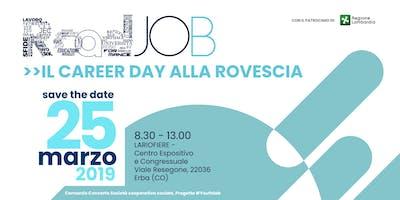 Career Day alla rovescia + Workshop Linkedin