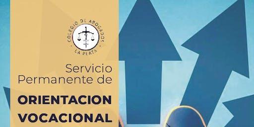 Servicio Permanente de ORIENTACION VOCACIONAL