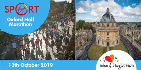 Oxford Half Marathon 2019 tickets