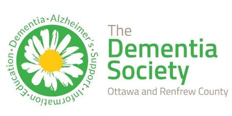 Ottawa West-Supporting Dementia-October tickets