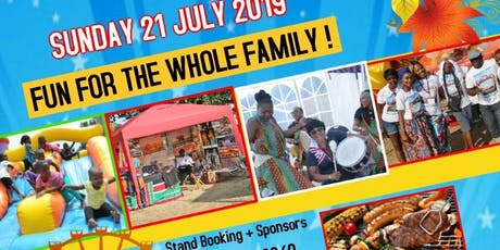 AFRICAN VILLAGE CULTURAL FESTIVAL LONDON 2019 tickets