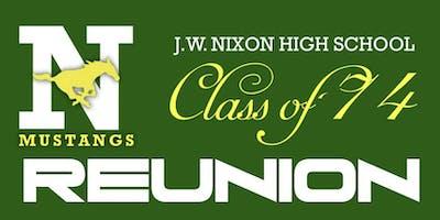 J.W. Nixon Class of '74