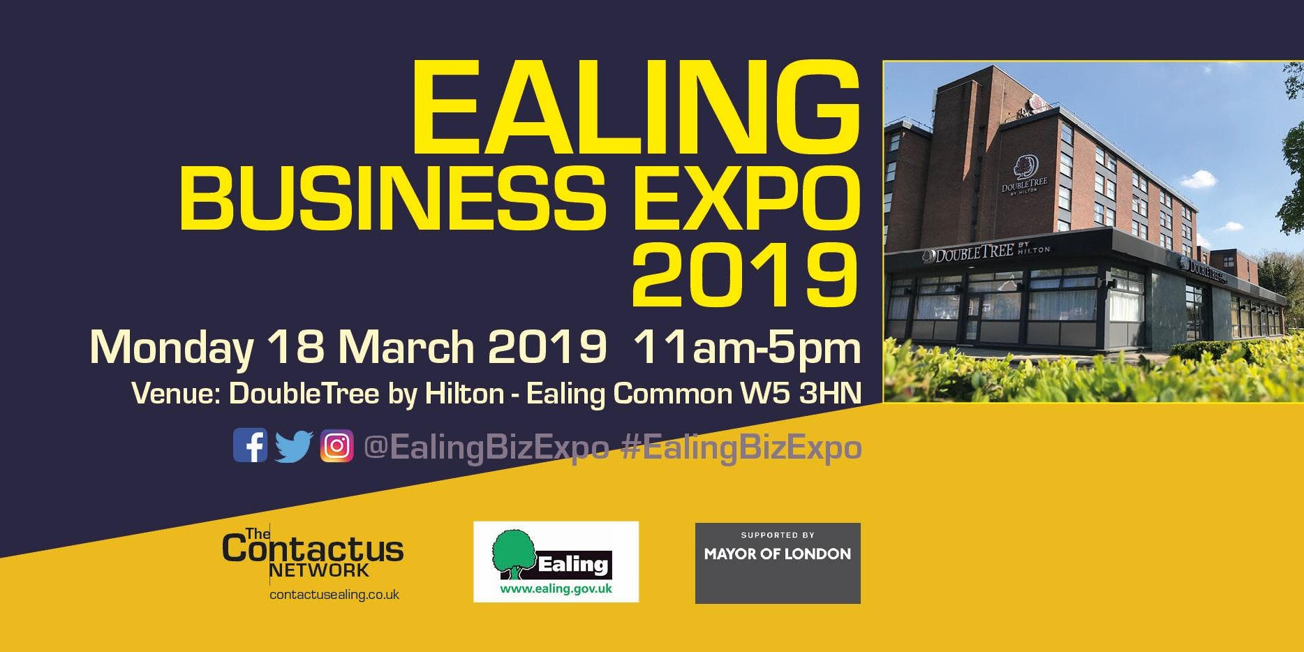 Ealing Business Expo with Business Doctors