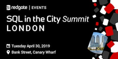 SQL in the City Summit London 2019