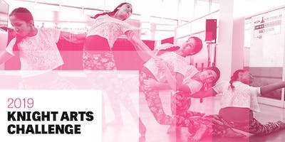 Knight Arts Challenge Detroit 2019 Information Sessions