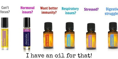 Introduction To Essential Oils Bring Friend Free Gift