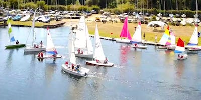 Push the Boat Out. Try sailing for free at our open day