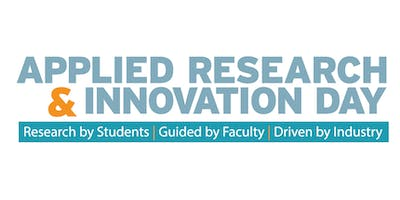 The Applied Research & Innovation Day 2019