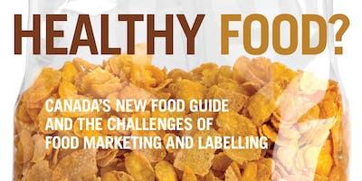 Alumni Cafe: Healthy Food?