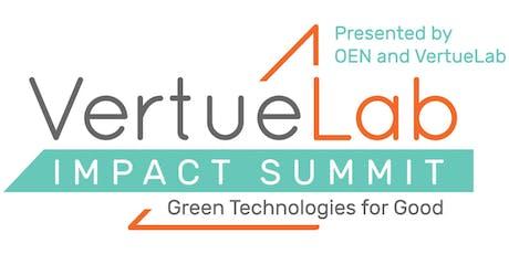 VertueLab Impact Summit 2019 tickets