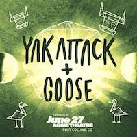 Yak Attack & Goose w/ Marafiki, YaBird