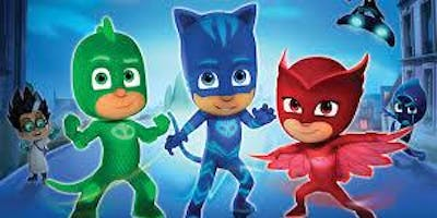 Autism Ontario Durham - PJ Masks Save the Day Live!
