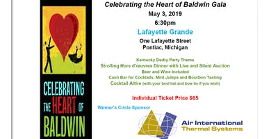 Celebrating the Heart of Baldwin Gala 2019