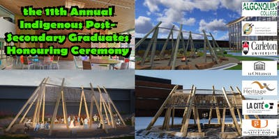 2019 Indigenous Honouring Ceremony