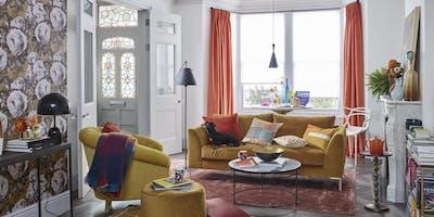 York: Living room event