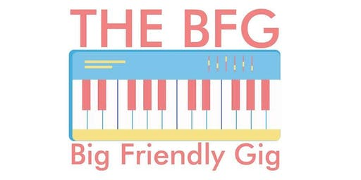Big Friendly Gig #1 -Brightr, Lakes and The Other Ones