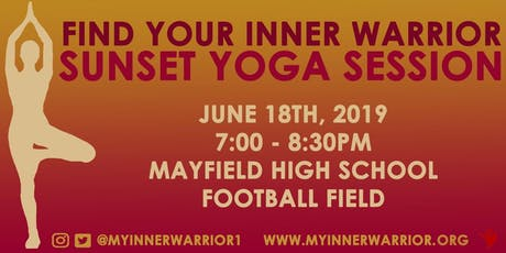 Inner Warrior Sunset Yoga tickets