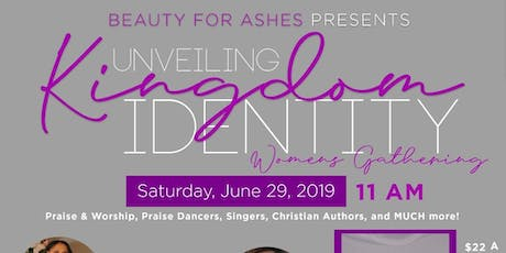 Unveiling Kingdom Identity Women's Conference  tickets
