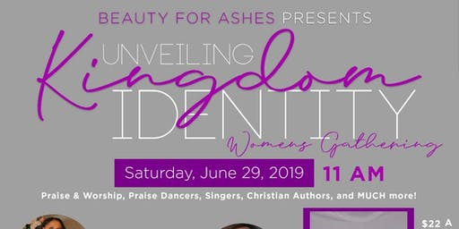 Unveiling Kingdom Identity Women's Conference