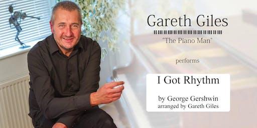 Gareth Giles Concert after his Playathon