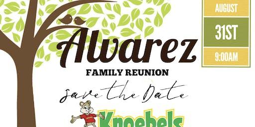 Alvarez Family Reunion