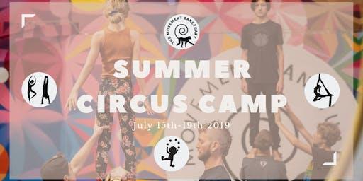 Kids Circus Camp