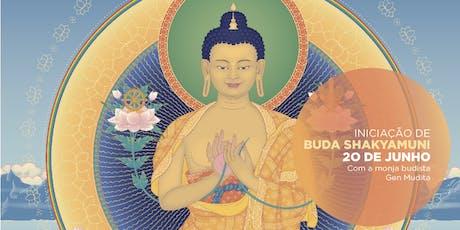 Iniciação de Buda Shakyamuni ingressos
