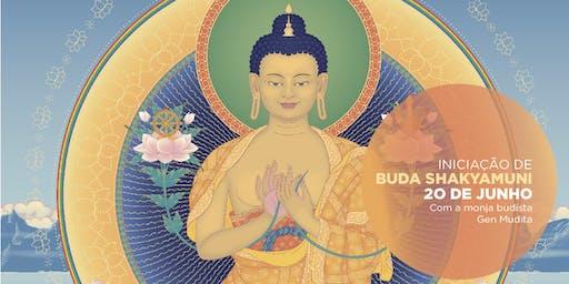 Iniciação de Buda Shakyamuni