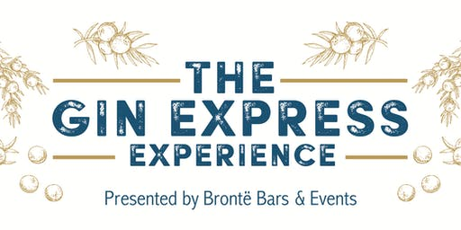 The  Pullman First Class Gin Express Experience on the Keighley & Worth Valley Railway - Saturday 17th August 2019