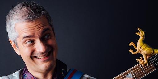 Wacky Wednesdays: Matt Heaton and the Outside Toys