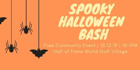 Spooky Halloween Bash tickets