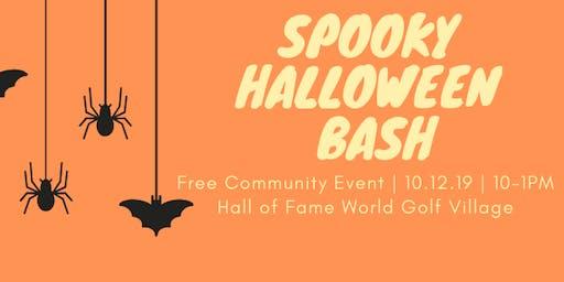 Spooky Halloween Bash