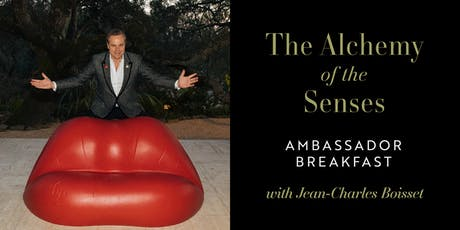 ALCHEMY OF THE SENSES | AMBASSADOR OPPORTUNITY BREAKFAST tickets