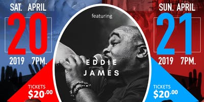 Eddie James Ministries @ Kingdom Community International 2019