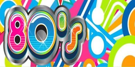 80's Disco tickets
