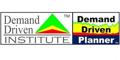 Demand Driven Planner(DDP) Prep Class-DDMRP Training-Burnaby,BC 13-14 June 2019