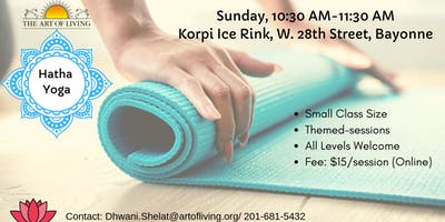 Align, Stabilize & Stretch (Hatha Yoga Class)