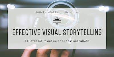 Effective Visual Storytelling