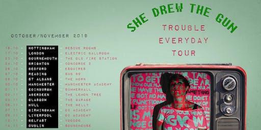 She Drew The Gun / Menstrual Cramps / Violet/ WBF
